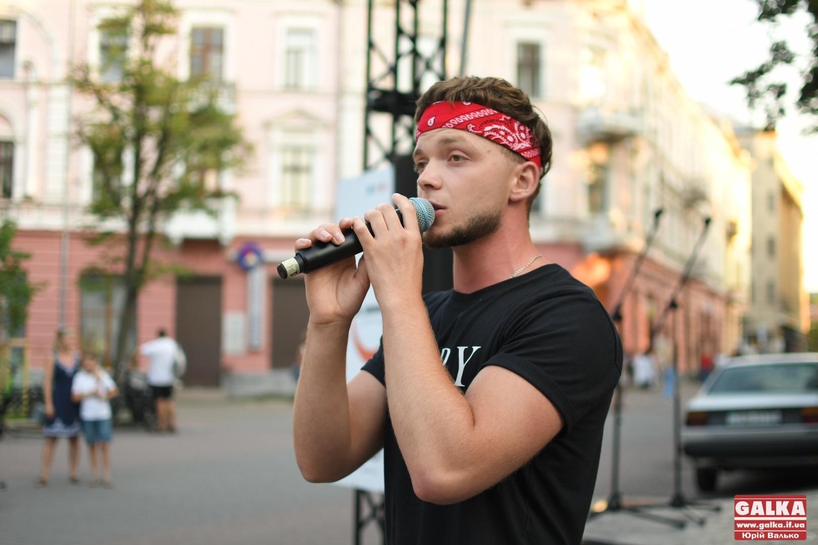 Лазановський, 7TEEN'S band і Tayna: у Франківську на благодійному концерті збирають гроші для онковідділення ОДКЛ (ФОТО)