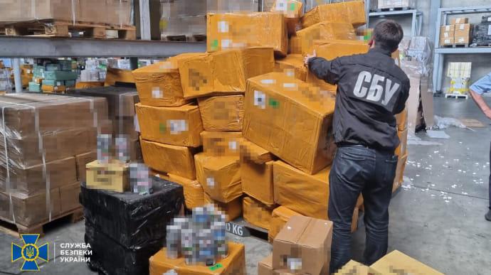 СБУ викрила масштабну контрабанду продукції Apple (ФОТО)