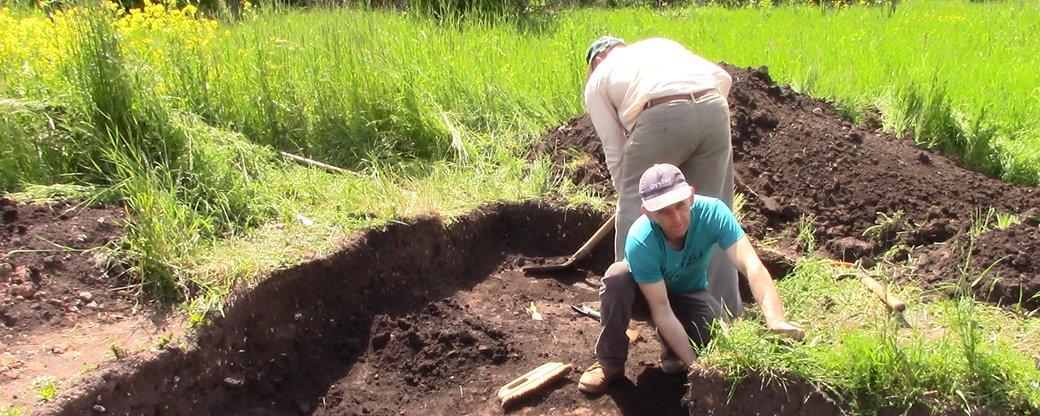 На ентузіазмі та за власний кошт: як прикарпатські археологи історію вивчають (ФОТО, ВІДЕО)