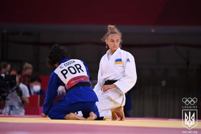 20-річна українська дзюдоїстка Дар'я Білодід здобуває першу медаль для України на Олімпіаді (ФОТО)