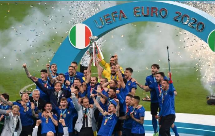 Євро-2020 виграла Італія: як це було (ФОТО, ВІДЕО)