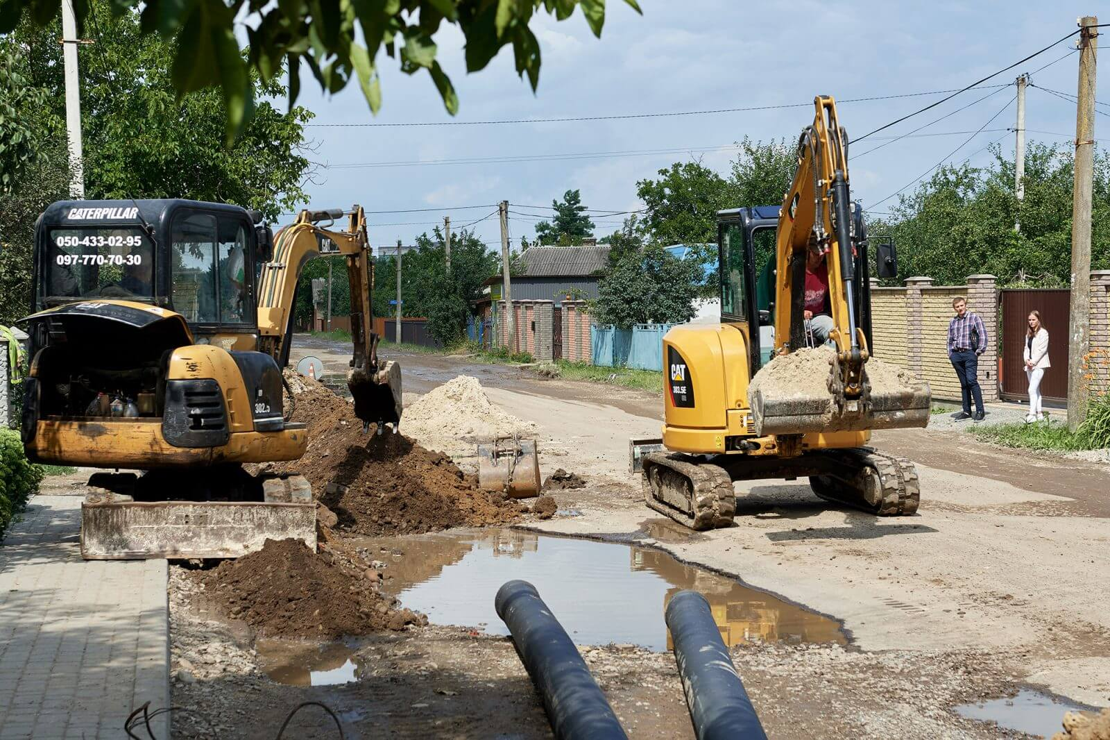 У Франківській громаді ремонтують вулицю Автоливмашівську (ФОТО)