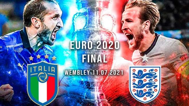 Італія – Англія: сьогодні на Вемблі відбудеться фінал Євро-2020