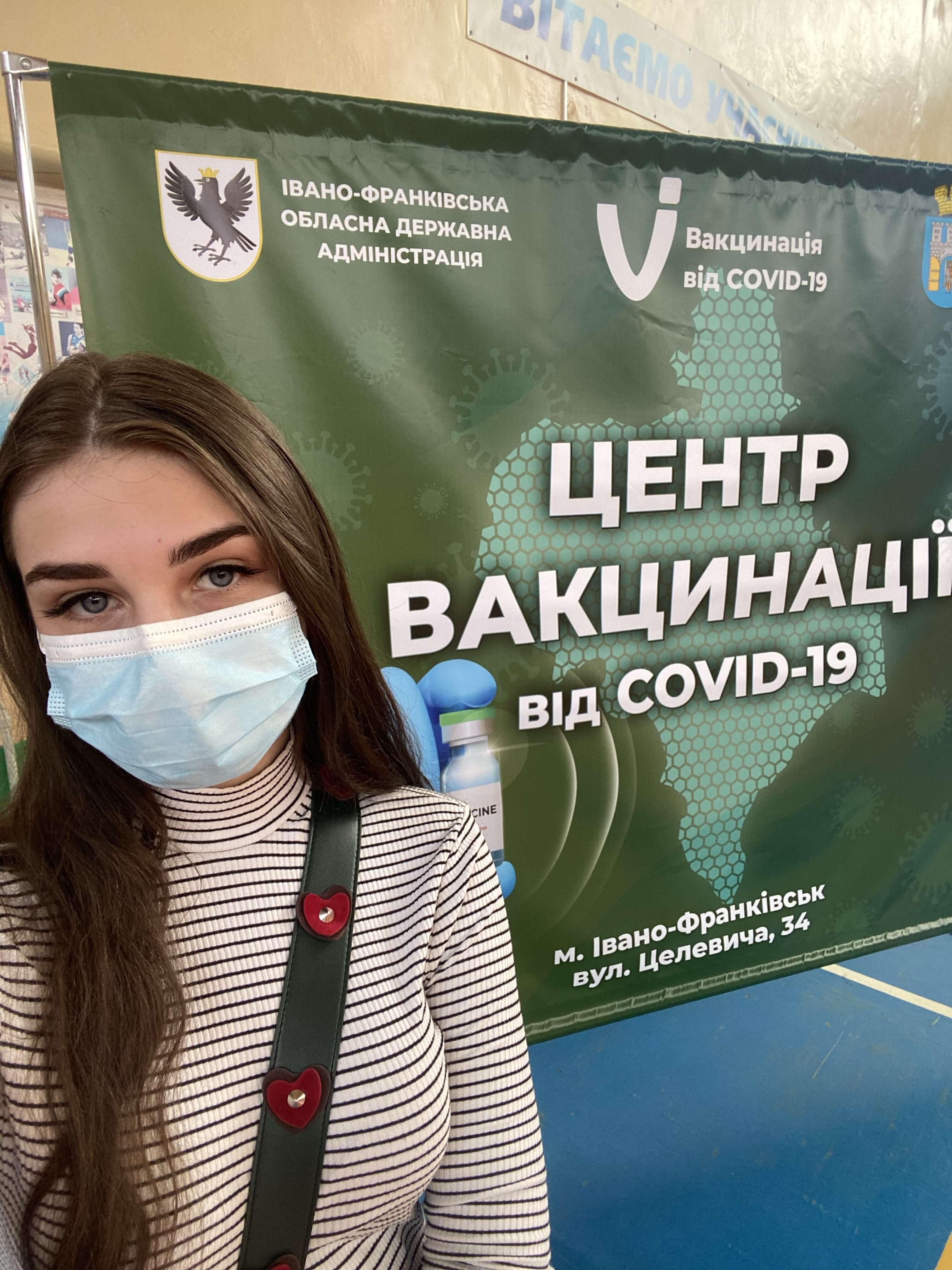 """""""Не можна допустити, щоб це повторилось"""" – франківська журналістка про коронавірус, смерть рідних та вакцинацію"""