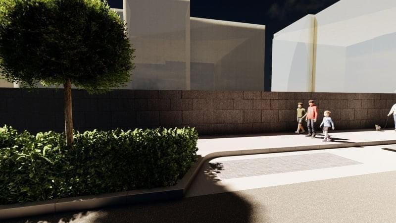 У мережі показали, як хочуть змінити вулицю Цьоклера (ФОТО)