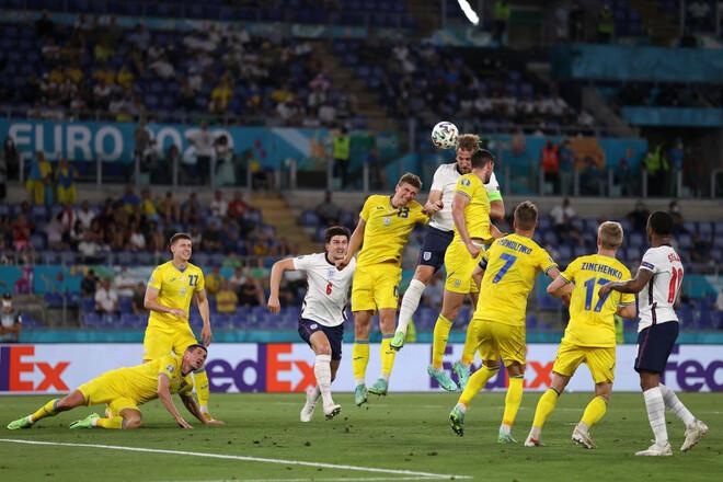 Збірна України поступилася в 1/4 фіналу чемпіонату Європи