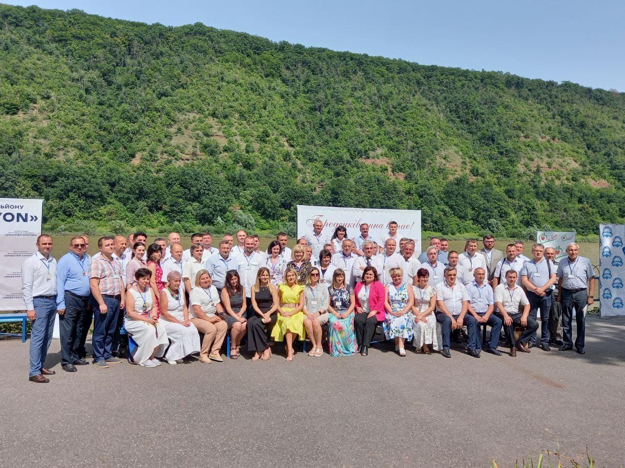 33 громади з чотирьох областей спільно розвиватимуть Дністровський каньйон