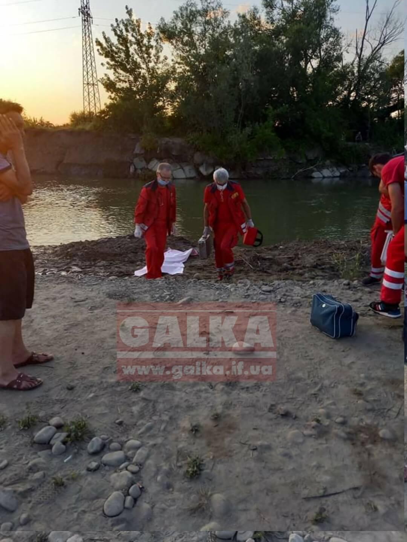 У Франківську на Пасічній потонув 15-річний хлопець (ФОТО)