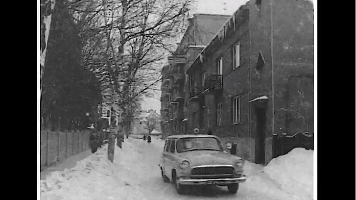 Як виглядав Івано-Франківськ у 60-х (ВІДЕО)