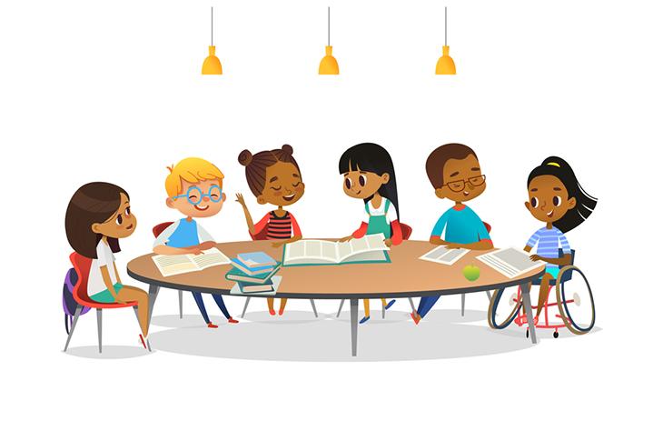 Немає асистента вчителя та ресурсної кімнати: на Прикарпатті обговорили проблеми інклюзивної освіти