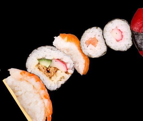 Справжні японські суші у Львові