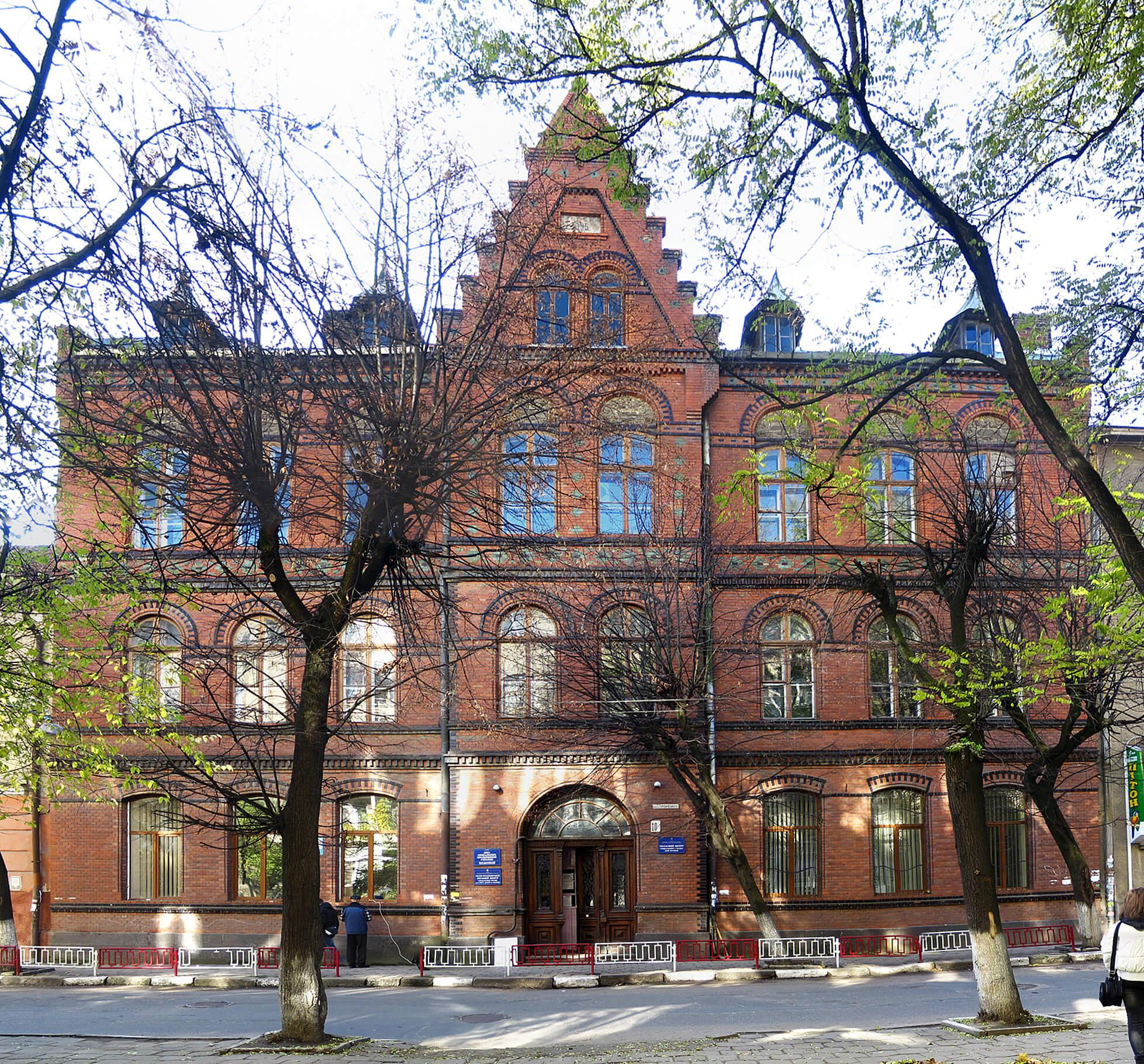 В архітектурній пам'ятці на Гординського, 10 відкриють готель мережі Ribas