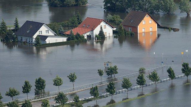Німеччину та Бельгію охопили сильні зливи: загинули майже 10 людей, десятки зниклих безвісти