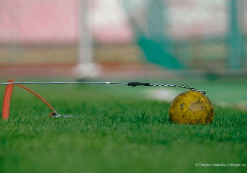 Метальник молота з Прикарпаття посів четверте місце на молодіжному чемпіонаті Європи