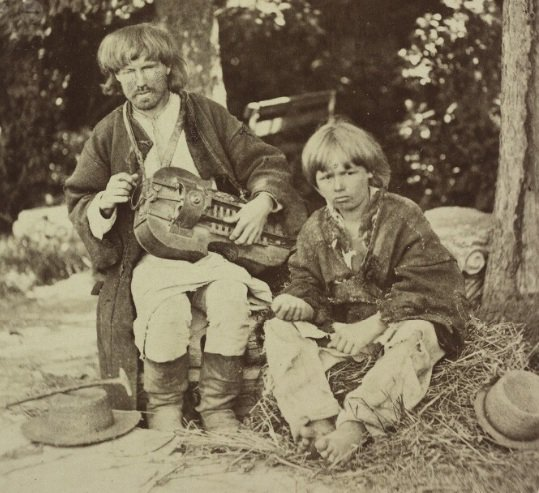 Якими були жителі українських Карпат 130 років тому (ФОТО)