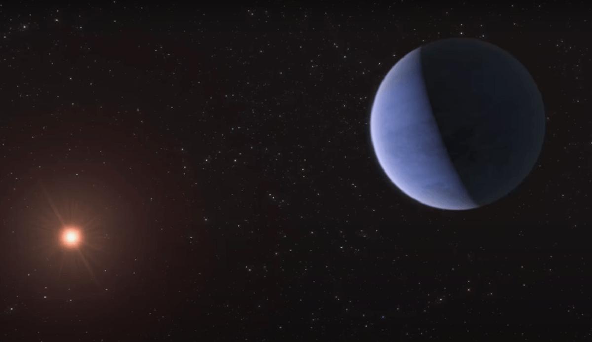 Науковці виявили близьку до Сонця планету-океан (ВІДЕО)
