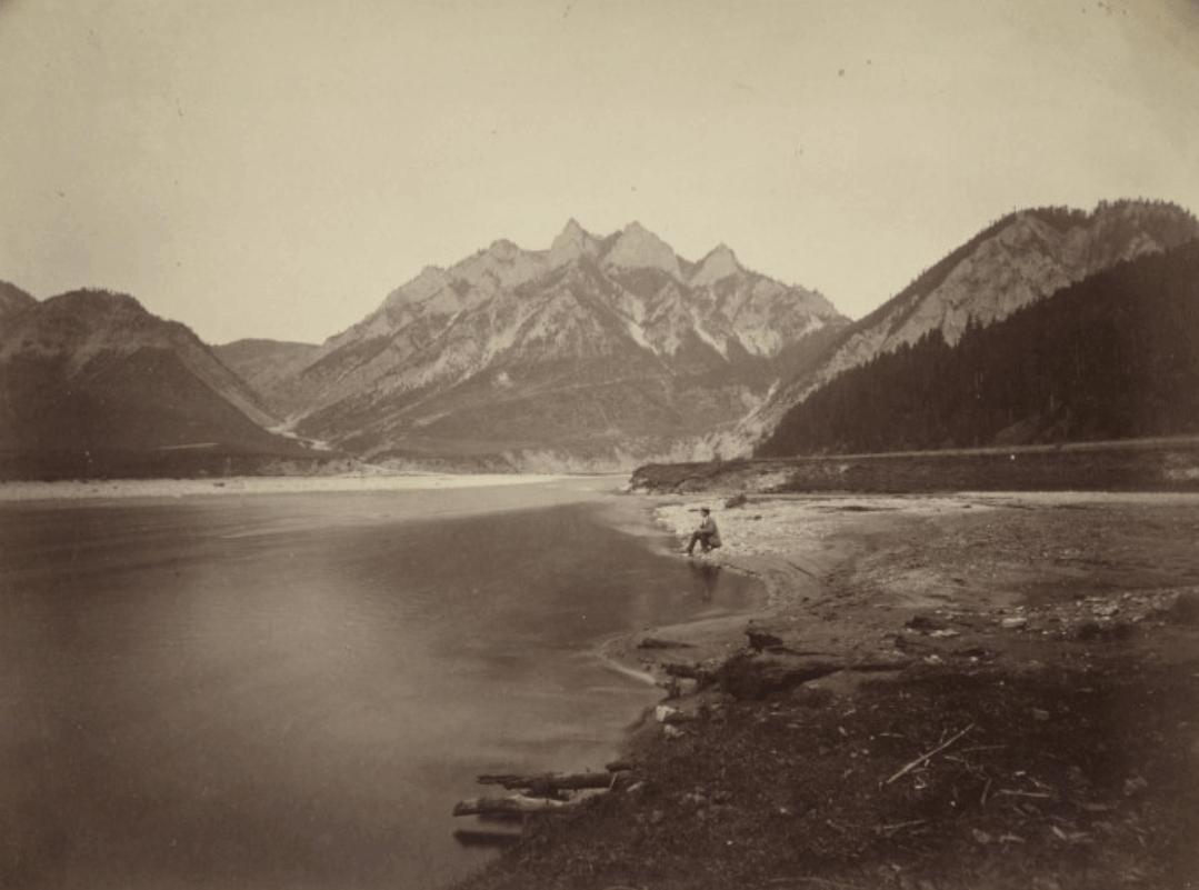 Якими Карпати побачив угорський фотограф 150 років тому (ФОТО)