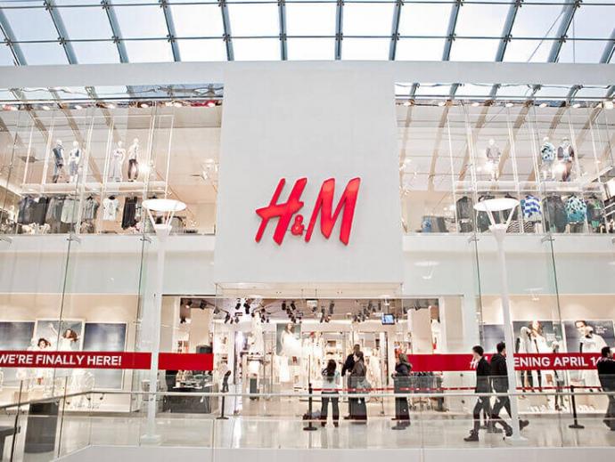 H&M анонсував відкриття першого магазину у Львові