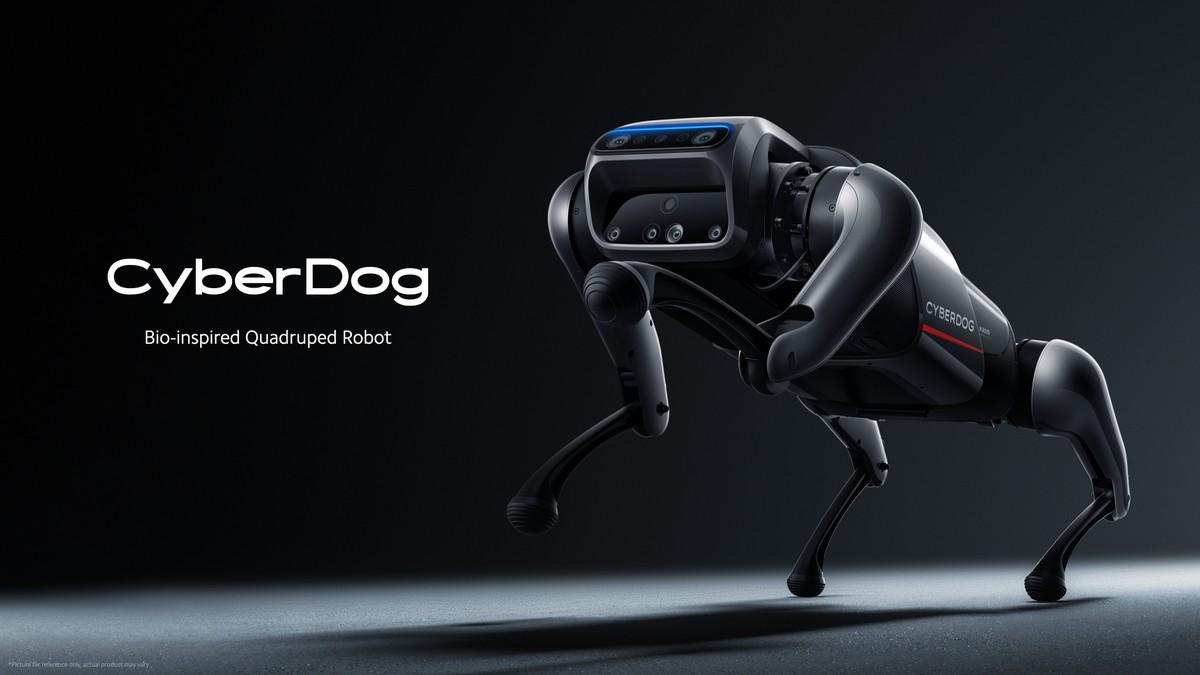CyberDog – перший чотириногий робот від Xiaomi. Коштує 1500 доларів (ВІДЕО)