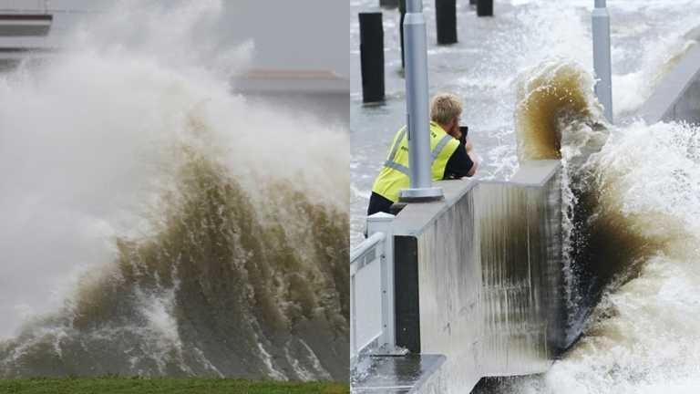 Ураган Іда рухається територією США і залишає за собою повені й руйнування: є жертва