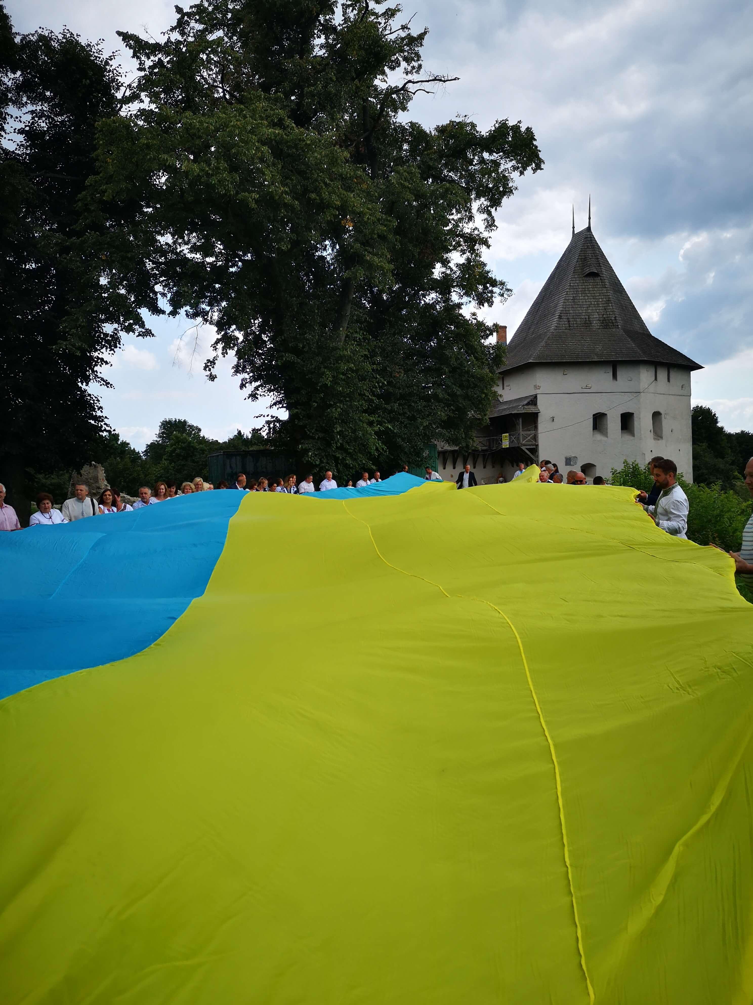 Ми сильні, бо сильними нас роблять наші вороги, - голова фракції ЄС у Івано-Франківській районній раді