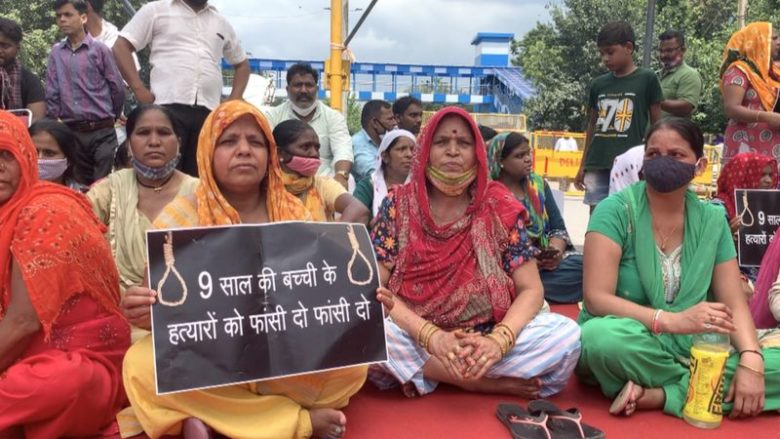 В Індії четвертий день протестів через групове зґвалтування, вбивство й примусову кремацію 9-річної дівчинки