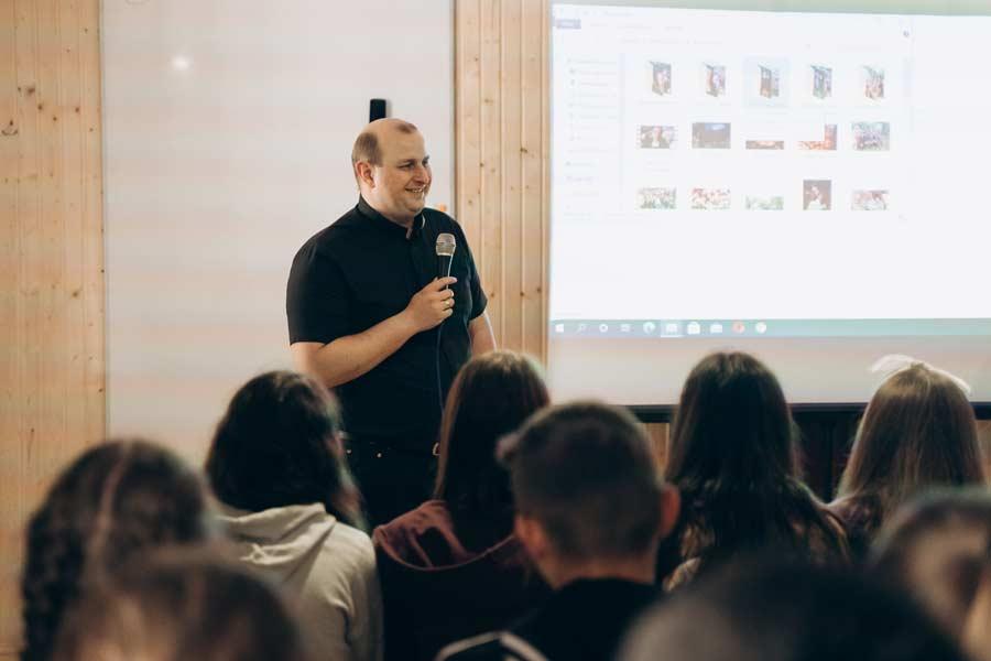 У Коломийській єпархії УГКЦ відкрили школу християнського аніматора