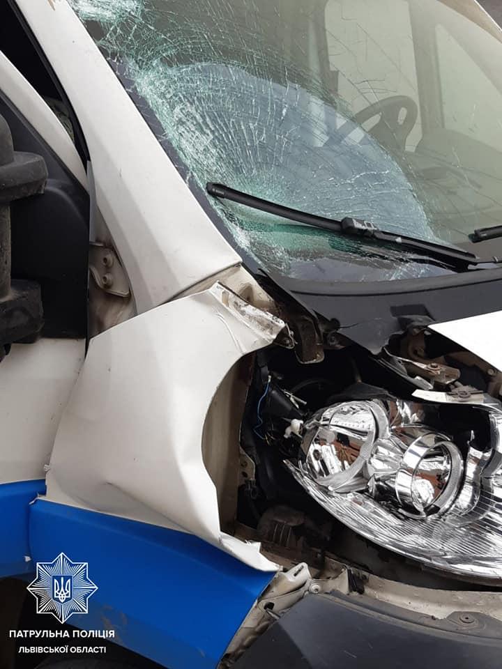 Авто і водія, який вбив велосипедиста на Франківщині розшукали у Львові