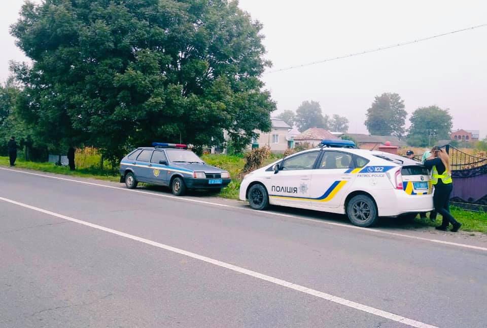 """Вранці під Рогатином невідомий вбив велосипедиста і втік, поліція ввела план """"Перехоплення"""" (ФОТО)"""