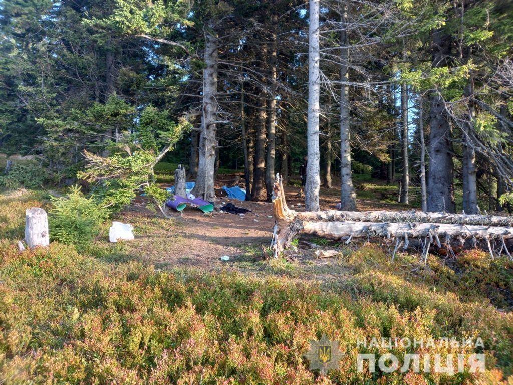 Вибух в горах: учасник смертельного походу розповів деталі про інцидент на Закарпатті