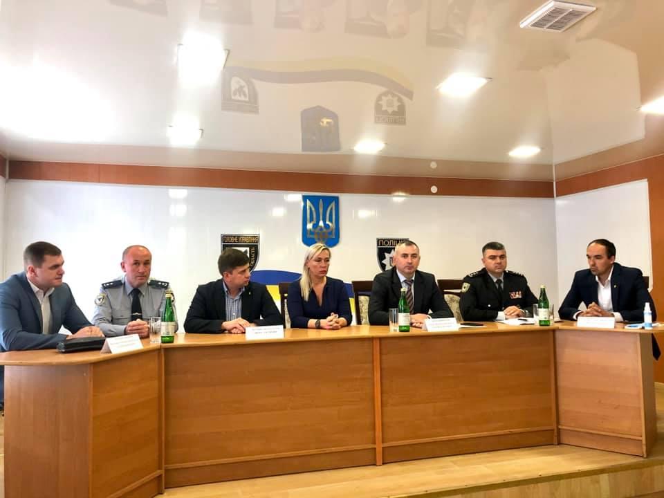 У Франківську та на Калущині призначили нових керівників поліції (ФОТО)