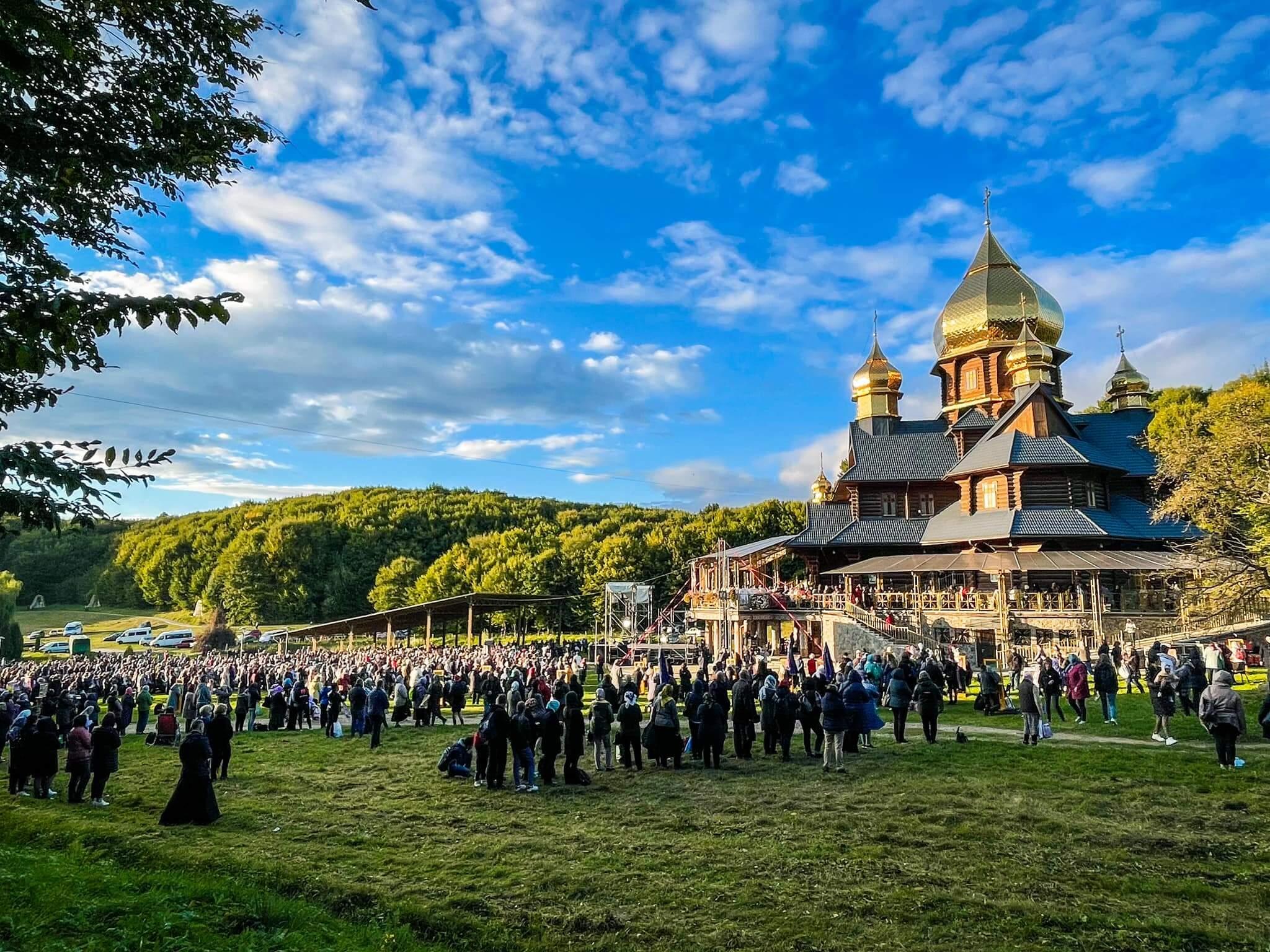 У Погоніпройшламасштабна Міжнародна проща Вервиці (ФОТО)