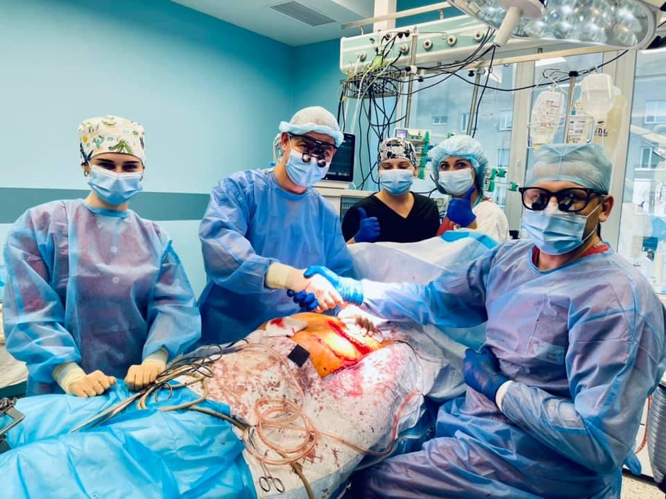 В Україні вперше провели трансплантацію серця дитині (ФОТО)