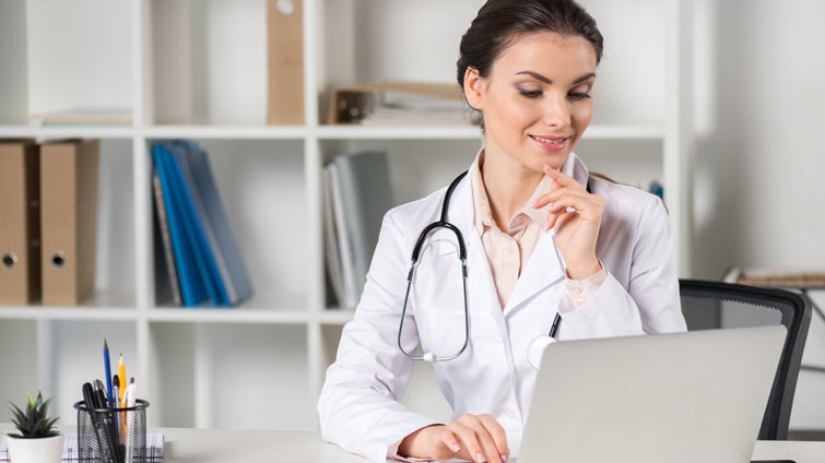 65% медзакладів області впровадили електронні лікарняні