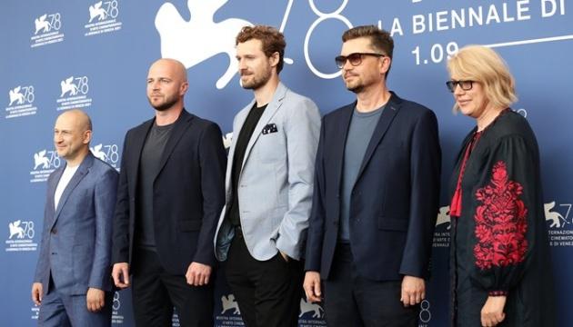 На Венеційському кінофесті представили українську драму «Відблиск» з прикарпатцем у головній ролі (ФОТО)