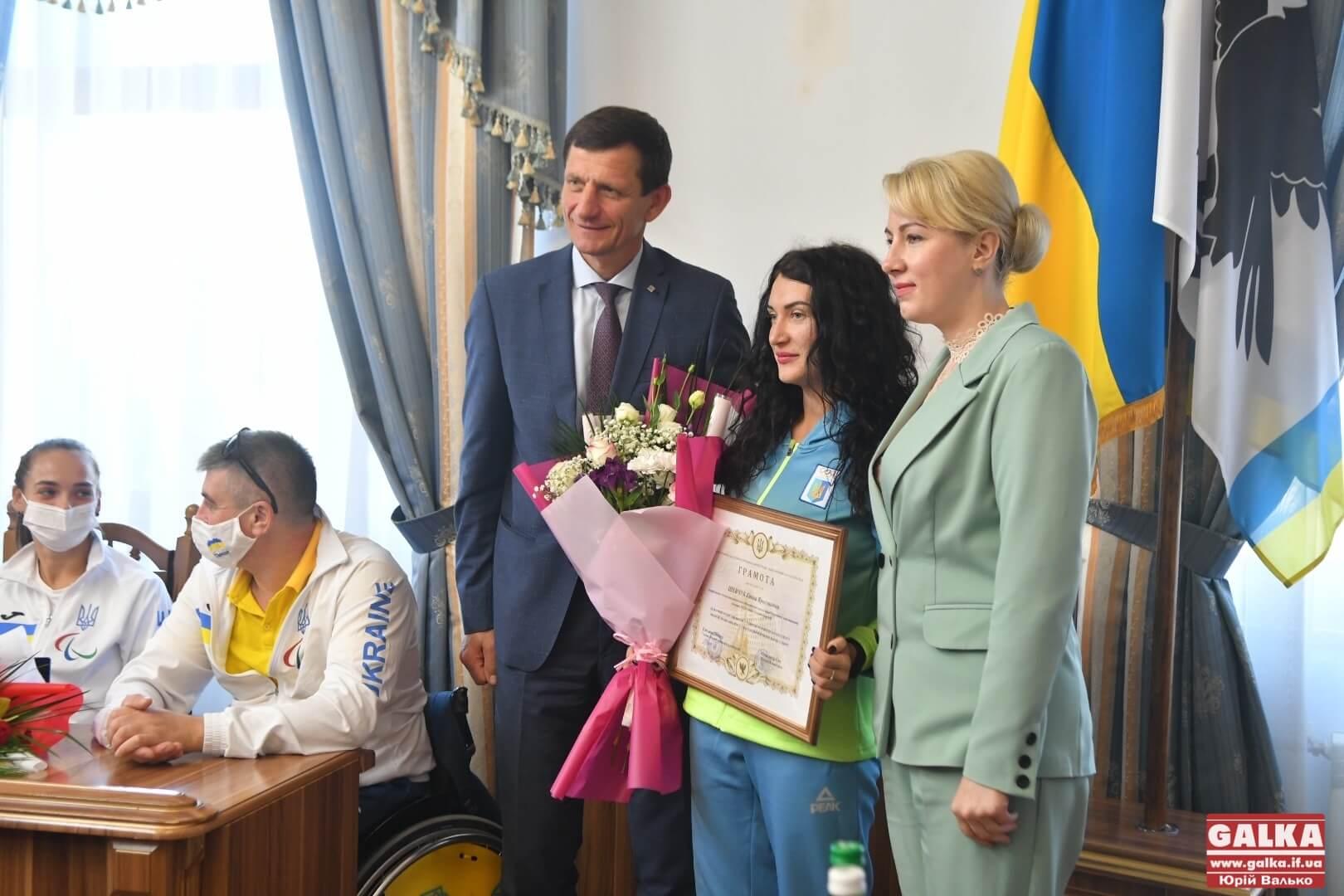 Близько 90 найкращих спорстменів області відзначили в Івано-Франківську (ФОТО)