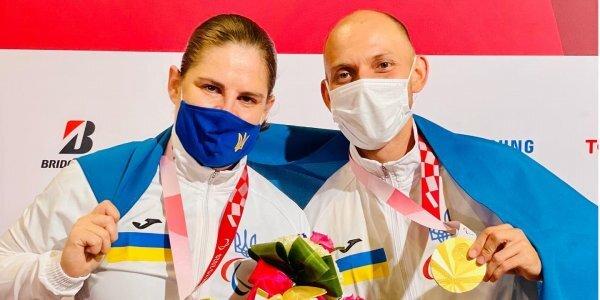 """Україна здобула два """"золота"""" в легкій атлетиці на старті дев'ятого дня Паралімпіади-2020"""
