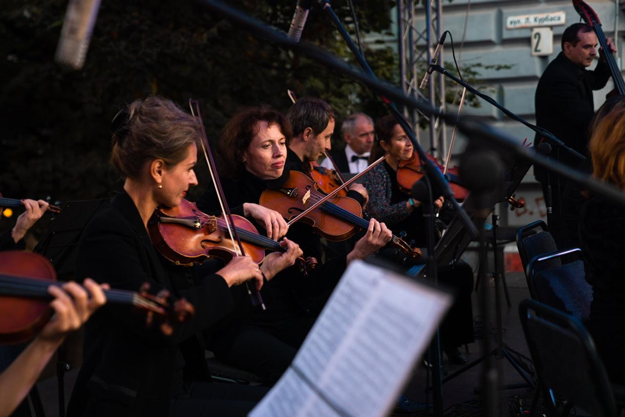 «Віртуози Львова» подарували Івано-Франківську незабутній вечір класичної музики (ФОТОРЕПОРТАЖ)