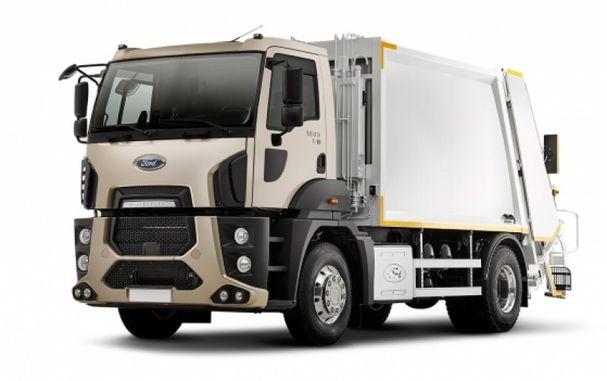 У Надвірні придбають сміттєвоз за понад три мільйони гривень