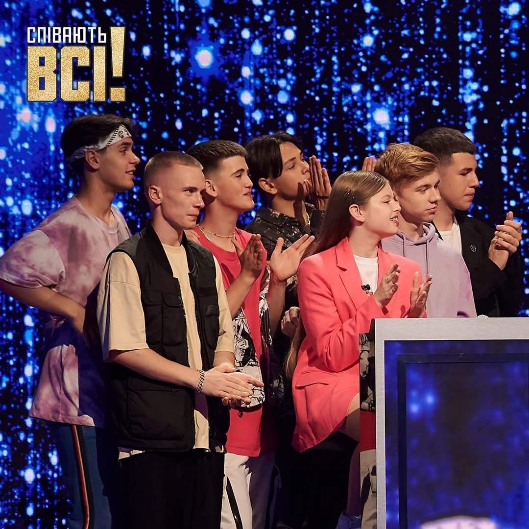 Франківський гурт «7teen's Band» став фіналістом музичного шоу
