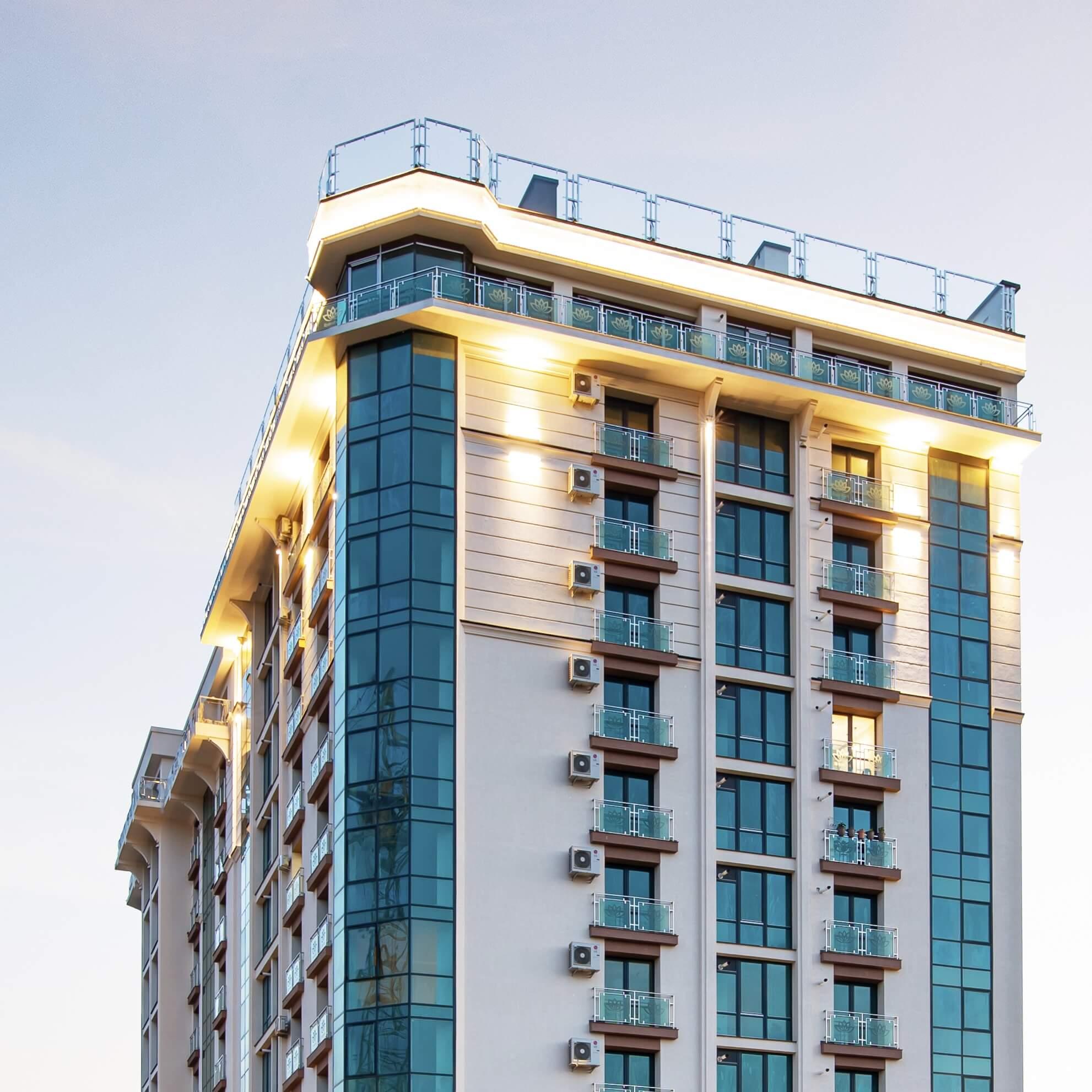 Квартири в елітному житловому комплексі від БК Вертикаль: розкіш чи функціональність?