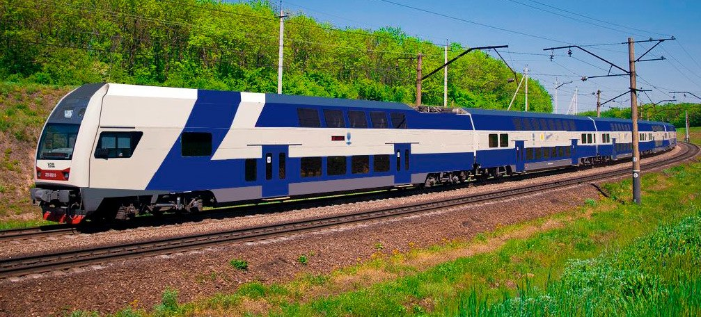 """До кінця року """"Укрзалізниця"""" випустить на маршрут один двоповерховий потяг"""