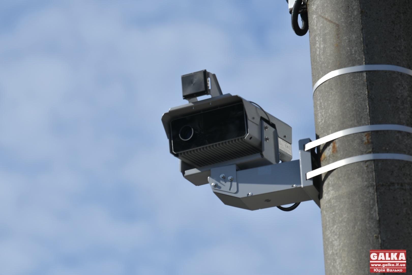 Від п'ятниці франківські камери автофіксації перевищення швидкості виявили 1700 порушників (ФОТО)