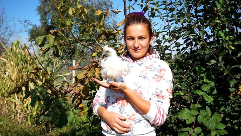 У Студінці мама в декреті вирощує екзотичних птахів (ФОТО, ВІДЕО)