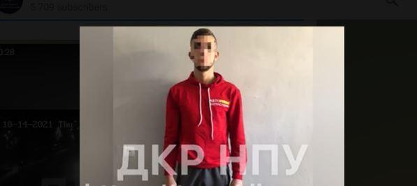 Поліція затримала втікача-винуватця смертельної ДТП в Калуші (ФОТОФАКТ)
