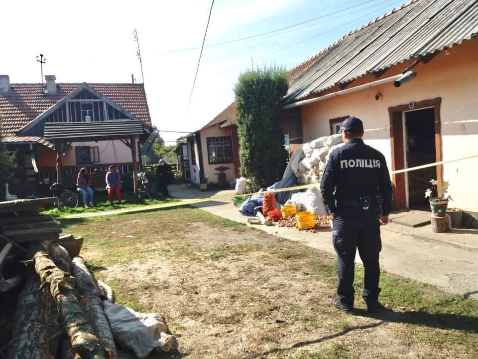 Поліція підтвердила самогубство прикарпатця, котрий перед тим вбив колишню дружину (ФОТО)