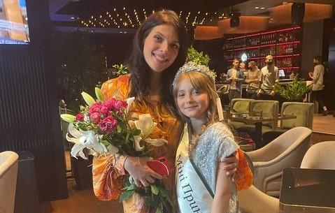 10-річна франківка виборола титул Міні Принцеса України (ФОТО, ВІДЕО)