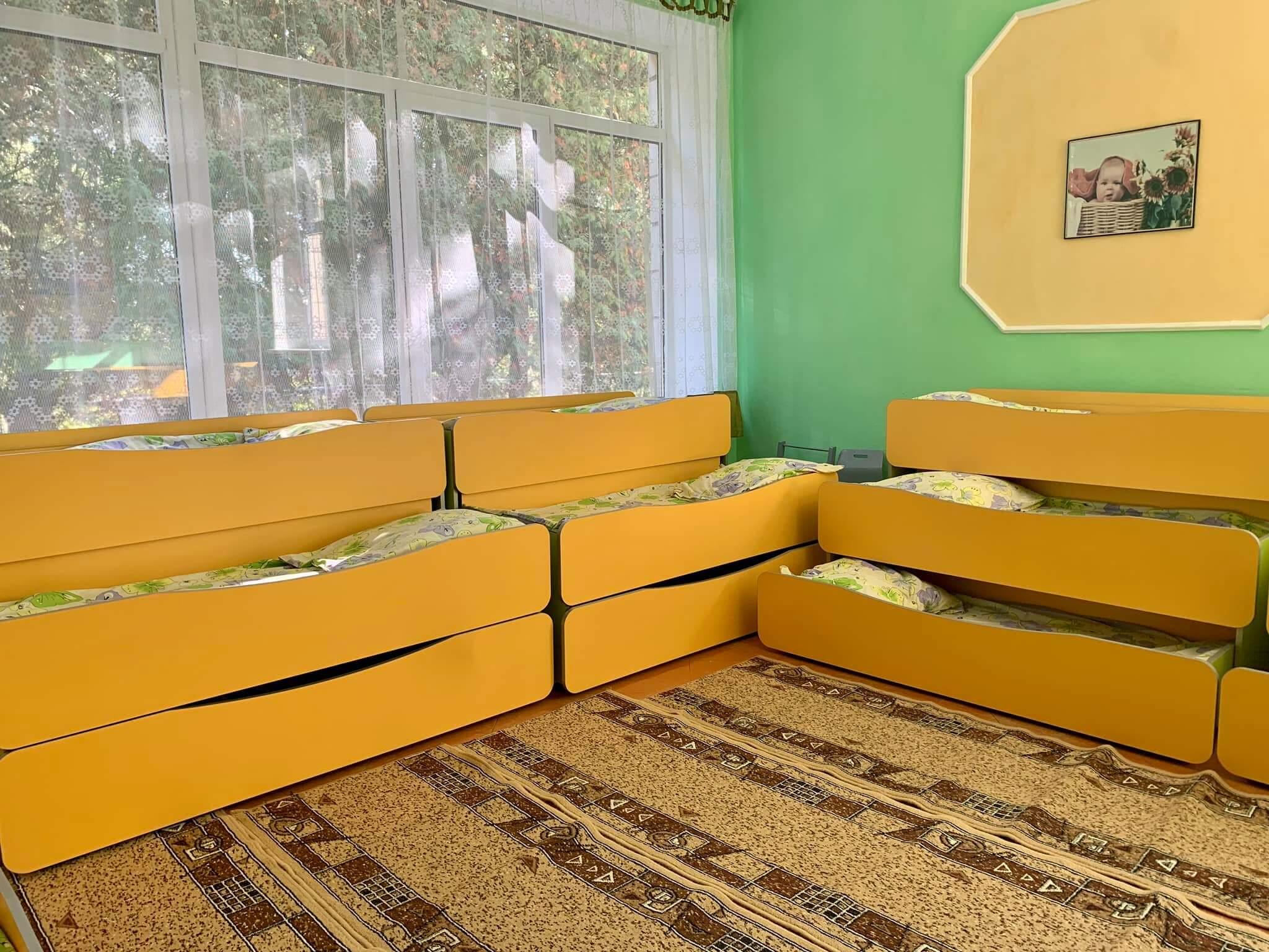 У Коломиї закупили нові меблі для дитячих садочків (ФОТО)