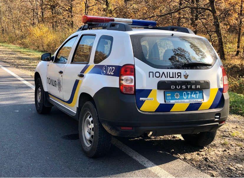 Збила і втекла: знайшли водійку, яка на смерть збила чоловіка на Надвірнянщині