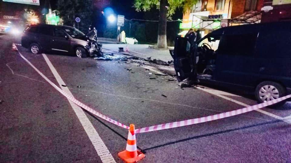 Мер Яремче, котрий вчинив ДТП з потерпілими, був нетверезим – поліція (ФОТО)